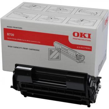 OKI Toner-Kit schwarz HC plus (01279201)