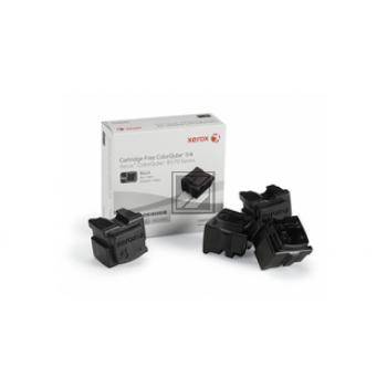 Xerox ColorStix 4 x schwarz 4-er Pack (108R00935)