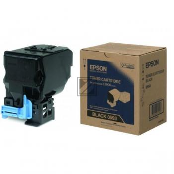 Epson Toner-Kit schwarz (C13S050593, 0593)