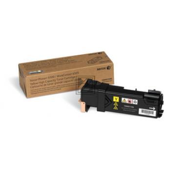 Xerox Toner-Kit gelb HC (106R01596)