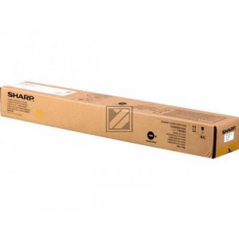Toner f. Sharp MX-2610 [MX-36GTYA] yellow