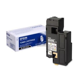 Epson Toner-Kartusche schwarz HC (C13S050614, 0614)