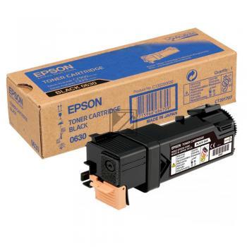 Epson Toner-Kit schwarz (C13S050630, 0630)