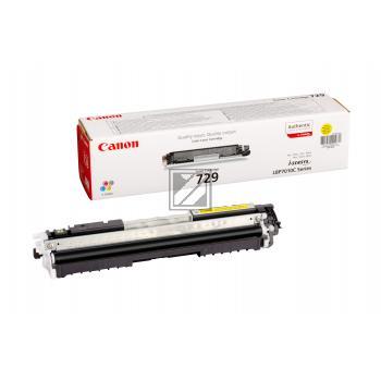 Canon Toner-Kit gelb (4367B002 4367B002AA, 729)