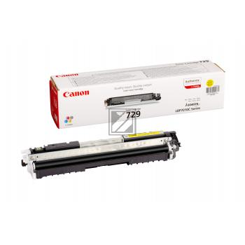 Canon Toner-Kit gelb (4367B002, 729)