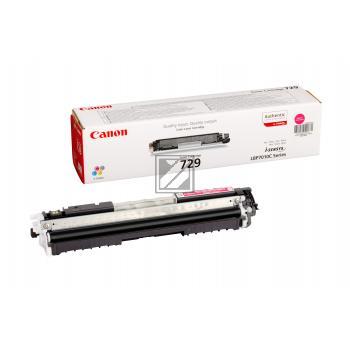 Canon Toner-Kit magenta (4368B002, 729)
