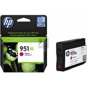 HP Tintenpatrone magenta HC (CN047AE, 951XL)