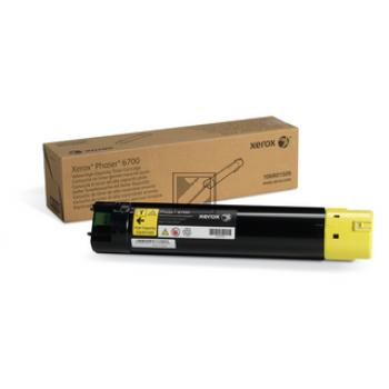 Xerox Toner-Kit gelb HC (106R01509)