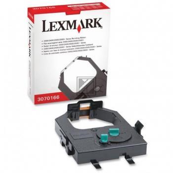 Lexmark Farbband Nylon schwarz (3070166)