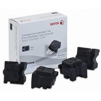 Xerox ColorStix schwarz 4-er Pack (108R00999)