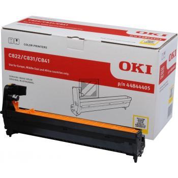 ORIGINAL OKI Bildtrommel Gelb 44844405  ~30000 Seiten