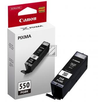 Canon Tintenpatrone schwarz (6496B001, PGI-550PGBK)
