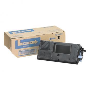 Toner f. Kyocera FS-4100 [TK-3110] black