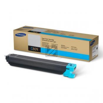 Samsung Toner-Kit cyan (SS567A, C809)