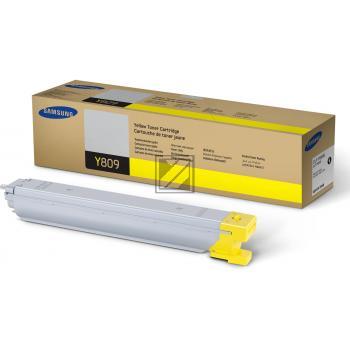 Samsung Toner-Kit gelb (SS742A, Y809)