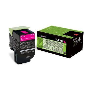Lexmark Toner-Kit Return magenta HC (70C2XM0)