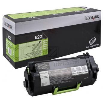 Lexmark Toner-Kit Return Program schwarz (62D2000, 622)