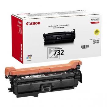 Canon Toner-Kartusche gelb (6260B002, 732)
