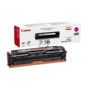 Canon Toner-Kit magenta (6270B002, 731M)