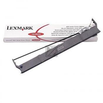Lexmark Farbband Nylon schwarz (13L0034)