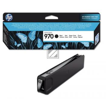 HP Tintenpatrone schwarz (CN621AE, 970)