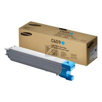Samsung Toner-Kit cyan (SU093A, C659S)