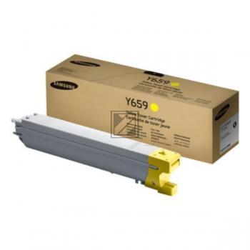 Samsung Toner-Kit gelb (SU570A, Y659S)