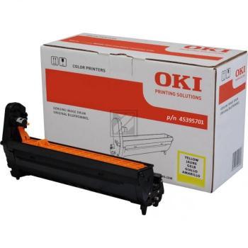 OKI Fotoleitertrommel gelb (45395701)