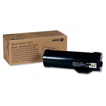 Xerox Toner-Kartusche schwarz HC plus (106R02731)