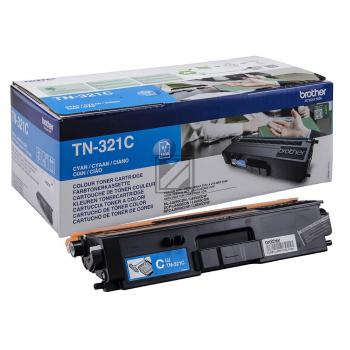 Brother Toner-Kartusche cyan (TN-321C)