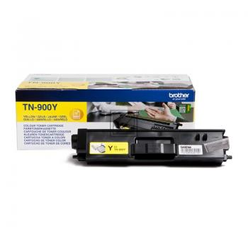 Brother Toner-Kit gelb (TN-900Y)