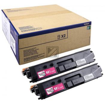 Brother Toner-Kartusche 2x magenta 2-er Pack (TN-329MTWIN)