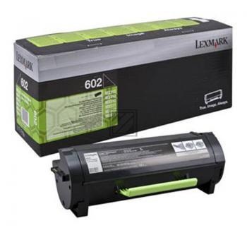Toner f. Lexmark MX310/410/510/511/611 [60F2H0E] HC black