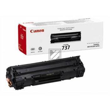 Canon Toner-Kartusche schwarz (9435B002, 737)