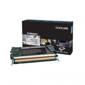 Toner f. Lexmark XS748 [X746H3KG] black