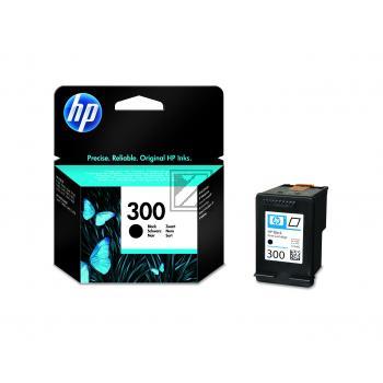 HP Tintendruckkopf schwarz (CC640EE, 300)