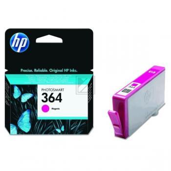 HP Tintenpatrone magenta (CB319EE#BA1, 364)