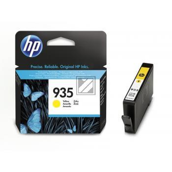 HP Tintenpatrone gelb (C2P22AE#BGX, 935)