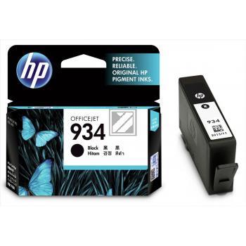 HP Tintenpatrone schwarz (C2P19AE#301, 934)