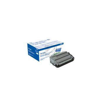 Brother Toner-Kit schwarz HC plus + (TN-3520)