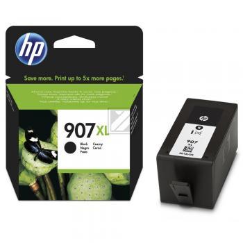 HP Tintenpatrone schwarz HC plus (T6M19AE, 907XL)
