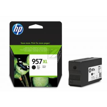 Tinte f. HP Officejet Pro 8210/8720/8740 [L0R40A] HC Nr.957XL black