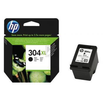 Tinte f. HP DeskJet 3720 [N9K08A] Nr.304xl black