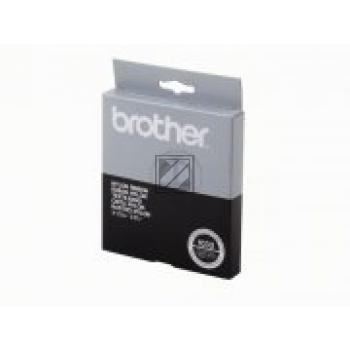 Brother Ribbon Fabrics black (31028)