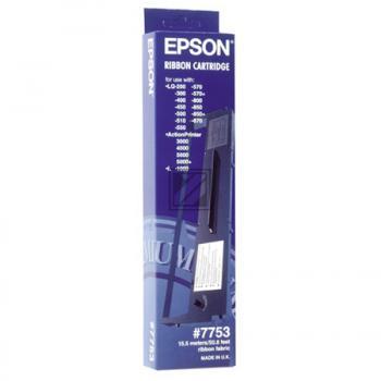 Epson Farbband Nylon schwarz (C13S015091)