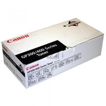 Toner f. Canon GP 300/400 [F42-3201] [1389A003] black