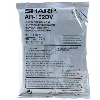 Sharp Entwickler (AR-152DV AR-152LD)