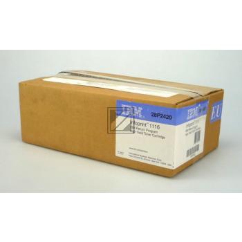 IBM Toner-Cartridge Prebate black HC (28P2420)