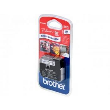 Brother Schriftbandkassette schwarz/weiß (M-K233)