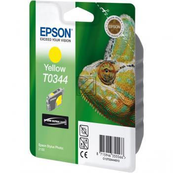TINTENPATRONE - OEM Epson Stylus Photo 2100 yellow